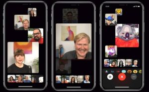 Use FaceTime Audio with Call Waiting